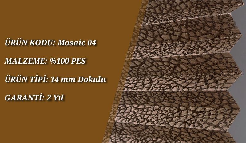 14 MM CAM BALKON PERDE VE GECE - GÜNDÜZ SİSTEMİ